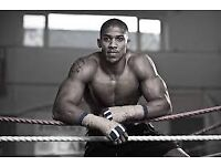 BOXING Anthony Joshua Boxing Tickets for Sat 28th October at Principality Stadium, Cardiff
