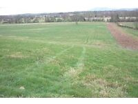 Plot for sale in Worcestershire