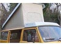 Westfalia elevating roof