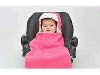 Morrck all season baby hoodie size 1