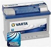 Opel Sintra Batterie