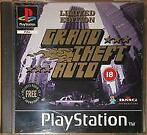 [Playstation 1] Grand Theft Auto Limited Edition