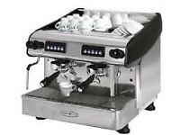 Coffee machine - Stafco 2 Group Mega Compact Coffee Machine