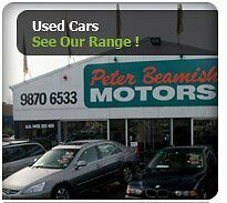 Peter Beamish Motors - Car City Ringwood
