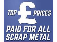 ♻️ FREE/TOP Prices paid for scrap metal♻️. Free scrap metal collection.