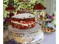 AFTERNOON TEA PARTIES BY ONE FAT LADY FOOD