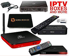 HD IPTV Box, IPTV Subscription