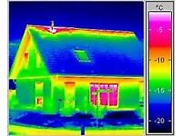 Thermal imaging and home energy advice free