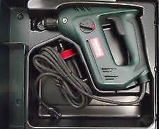 Metabo SDS Hammer drill - as new. Drilled 2 holes!