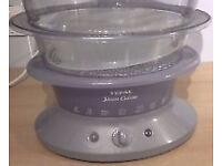 Tefal steamer, kitchenware, steamer