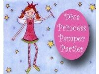 Diva Beauty Princess Pamper Parties ...For every little girl who loves to do what Mummy does xxx