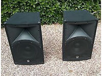 PA speakers Class D