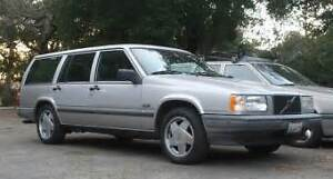 Recherche 1990+ Volvo 740 Familiale -- Looking for
