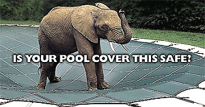 Swimming Pool Safety Mesh Covers for Mega Sale 2016