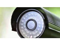 CCTV SURVEILLANCE CAMERA KIT