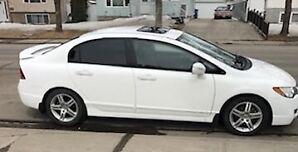 Acura 2008 CSX