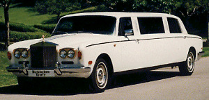 UNIQUE, ONE-OF-A-KIND 1979 ROLLS-ROYCE LIMO