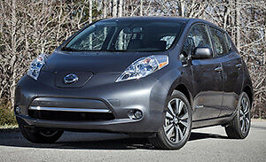 The Nissan Leaf, already the most popular all-electric car of all time, becomes more affordable in 2013.