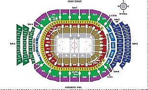 Montreal Canadiens vs. Vancouver Canucks