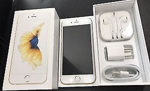 iPhone 6s unlocked with accesories