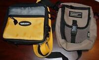 2 NEW CAMERA BAGS $5 each