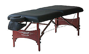 Master portable massage table (XL and wide)