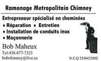 CHEMINÉE METROPOLITAIN
