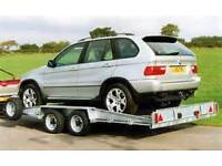 Cars/Small vans moved recovery/transportation