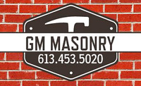 BRICK - STONE - BLOCKS - ALL YOUR MASONRY NEEDS
