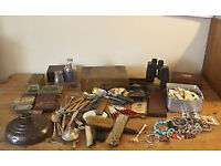 ANTIQUES, COINS, STAMPS, MEDALS, JOB LOTS, SILVER, EPHEMERA & HOUSE CLEARANCES BOUGHT FOR CASH