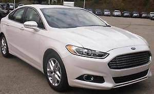 2014 Ford Fusion SE, Leather, My Ford Touch