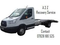 A 2 Z Recovery services