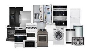 Refrigerator and Appliance Repair 24/7 in GTA Area!