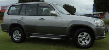 2002 Hyundai Terracan HP Silver Automatic Wagon East Rockingham Rockingham Area Preview
