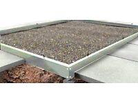 greenhouse metal base