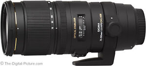 Sigma 70-200 F2.8 OSS for Canon (Canon 70-200 F2.8 IS)
