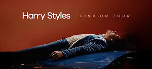 Harry Styles July 6 Rogers Arena Vancouver