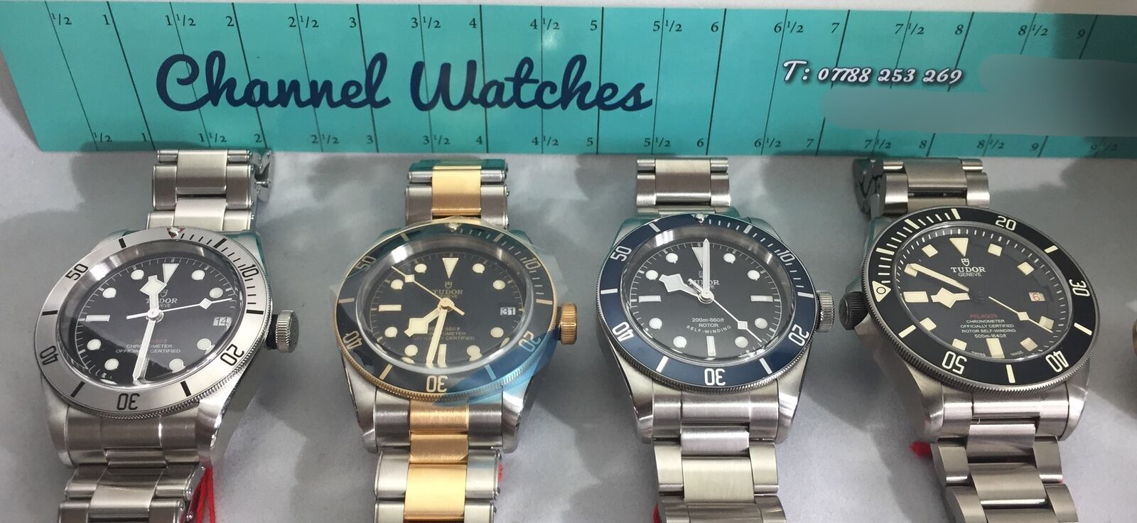 Channel-Watches Kent