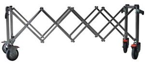 Mortuary Cot Funeral Stretcher Home Mortuary Supplies Carbon Steel/ Stainless Steel Church Truck CEMETERY TRUCKS 211068