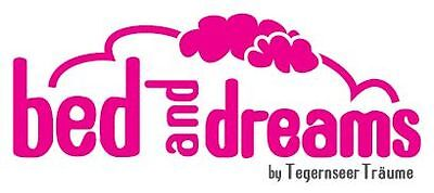 Bed and Dreams by Tegernseer Träume