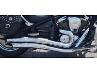 Vance and Hines exhaust