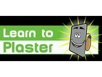 Plastering training course (28th-29th Jan) 2 spaces left!!