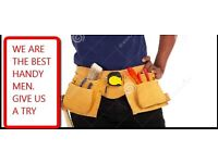 Handyman. Painter, Wall papers, Decorations, Gardening, Door lock etc.