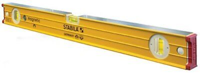 Stabila 38672-72-Inch Builders Level, Magnetic, High Strength Frame