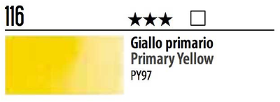 V Giallo Primario Godet 1,5ml - Acquerello Venezia Maimeri -  - ebay.it