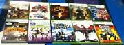 Xbox 360 Games as Is