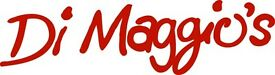 Urgent !! Kitchen Porter needed for Di Maggios East Kilbride