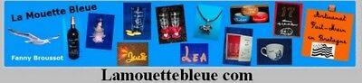 La Mouette Bleue com