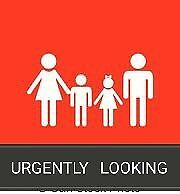 FAMILY URGENTLY LOOKING FOR HOUSE