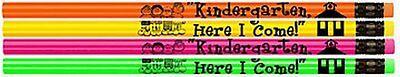 36 Kindergarten, Here I Come! Pencils! #2 Pencils - NON TOXIC Back to school. - Kindergarten Pencils
